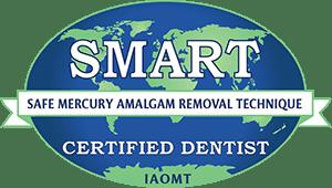 Safe Mercury Amalgam Removal Technique certified dentist